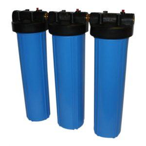 3 dobbelt filter - 20 tommer Jumbo